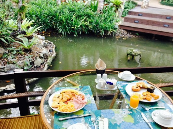 Pakasai Resort : Breakfast bliss