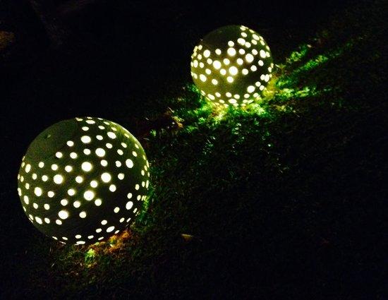 Pakasai Resort : Ambient lighting