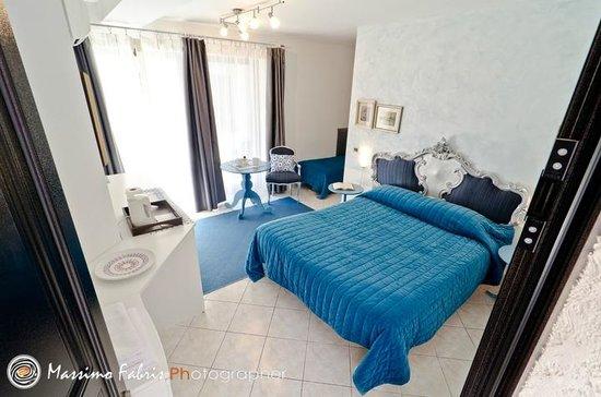 Casa Carlo Goldoni: stanza dell'aria-air-room