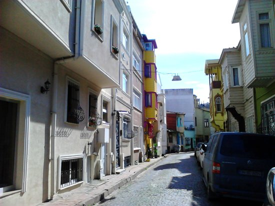 Pink Apart House: otel