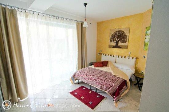 Casa Carlo Goldoni: stanza della Terra- earth room