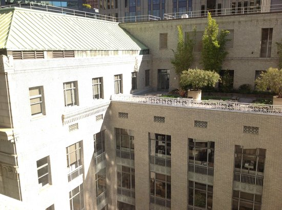 Le Meridien San Francisco: view