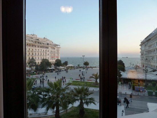 Electra Palace Thessaloniki: Fantastic views and close to the whole city