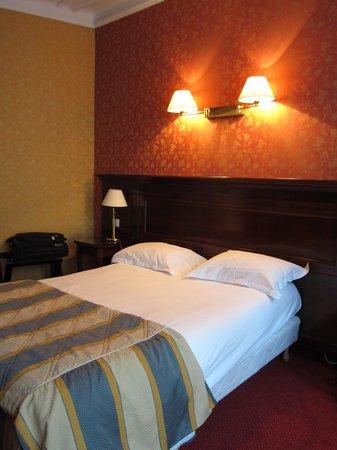 Hotel Viator - Paris Gare de Lyon : 部屋