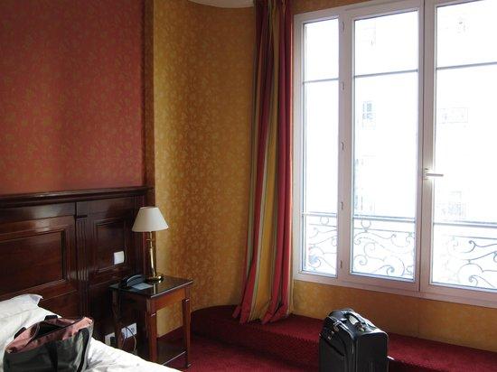 Hotel Viator - Paris Gare de Lyon: 部屋