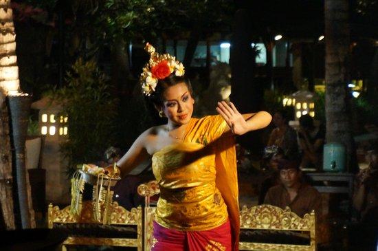 Griya Santrian: Balinesischer Tanzabend