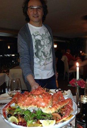 Ristorante La Scala: il migliore king crab by DIEGO