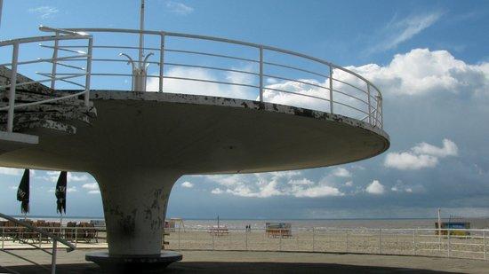 Parnu Beach Promenade: Parnu Beach