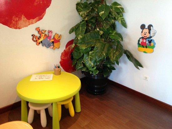 ibis Budget Malaga Aeropuerto Avenida Velazquez: Rincón para niños