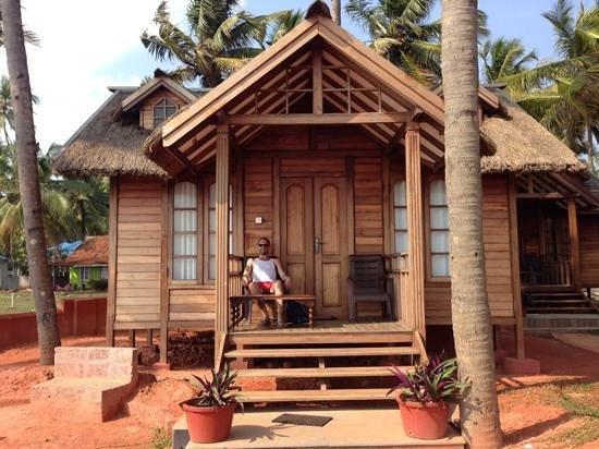 Blue Water Beach Resort: New A/C cottage