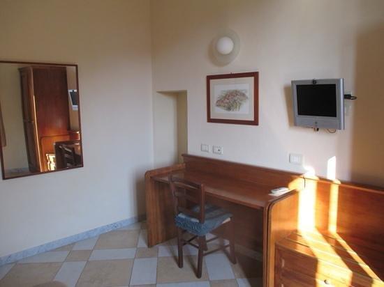 Al Mercato B&B: Sonnenschein im Zimmer