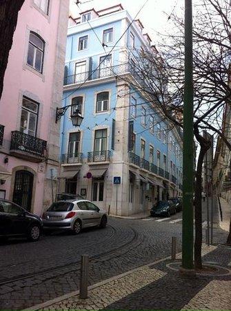 Lisboa Carmo Hotel: Lisboa Carmo