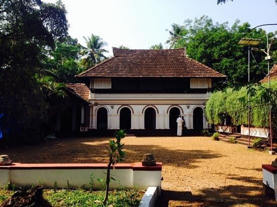 Tharavad Heritage Resort: main building