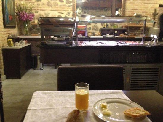 Sercotel Hotel Pintor el Greco: Buen bufé