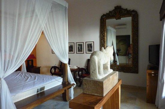 Balam Bali Villa : La chambre JAVA
