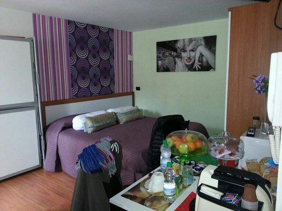B&B VIVA Pompei : La nostra stanza