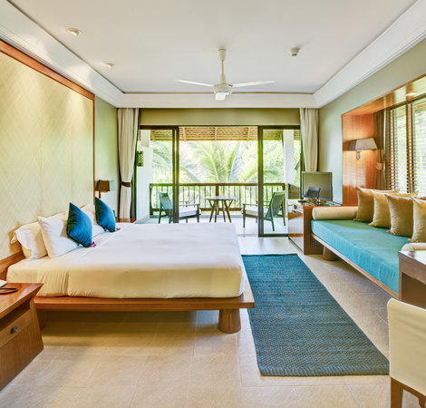 Layana Resort and Spa: Garden Pavilion Room