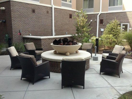 Fairfield Inn & Suites Wichita Downtown: Hotel
