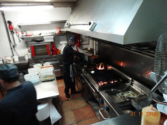 Mikel Etxea 1: Кухня