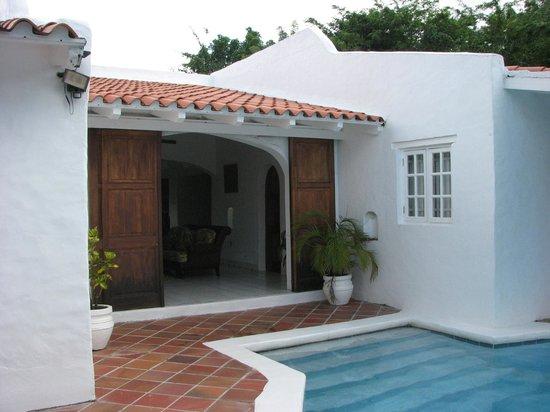 Windjammer Landing Villa Beach Resort: Villa 401