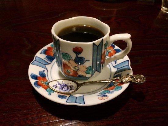 Cafe Minoseya in Tsumagojuku: 美味しいブレンド