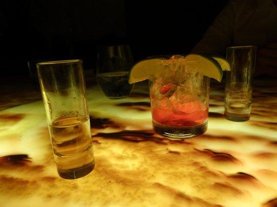 Desire Riviera Maya Resort : Some drinks