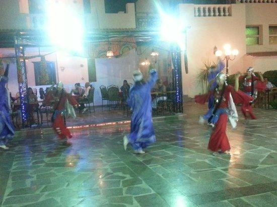 Oriental Rivoli Hotel & SPA : entertainment at the hotel
