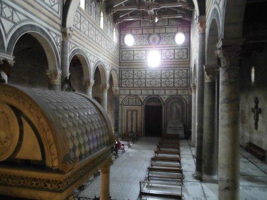 Basilica San Miniato al Monte : Interno