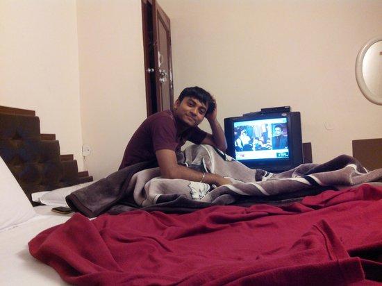 Hotel Kalyan: My friend - the TV addict