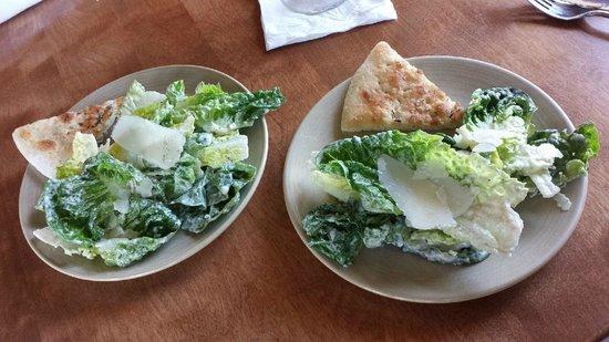 Monkeypod Kitchen : Caesar after I spilt it