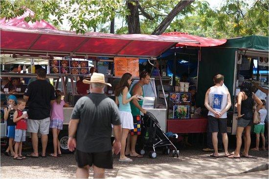 Parap Market: Рынок