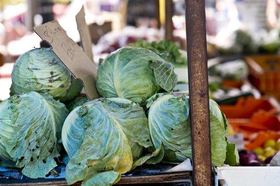 Parap Market: Капуста