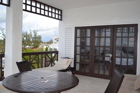 Silver Point Hotel: ocean front room third floor