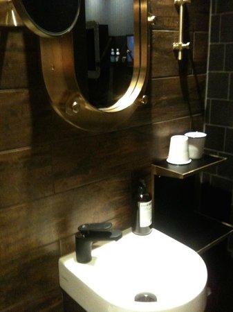 Stora Hotellet Umeå: Badrum
