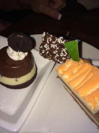 The Buffet at Wynn: Chocolate Desserts