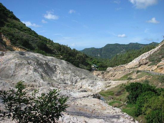 Sulphur Springs: The national park
