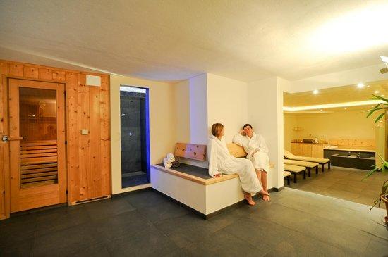 Hotel Hofer: Saunabereich