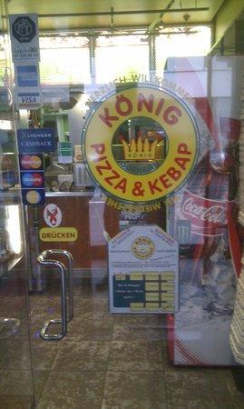 Konig Pizza & Kebap