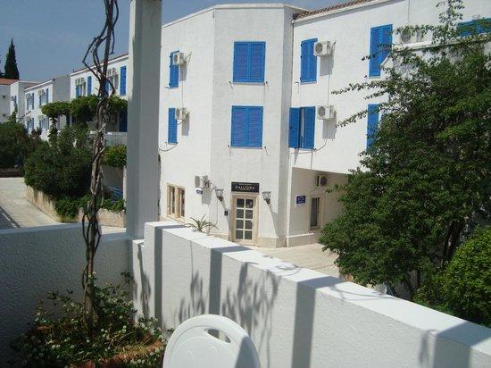 Hotel Slovenska Plaza : Вид из номера