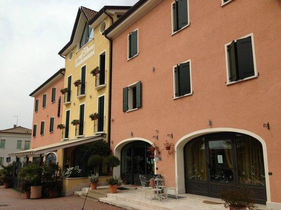 Hotel San Giacomo Sport&Relax: Facciata principale