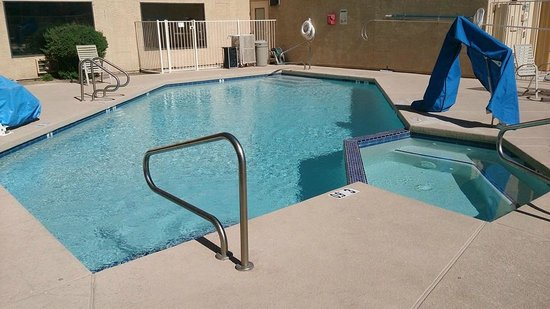 Comfort Inn Fountain Hills - Scottsdale: nice pool