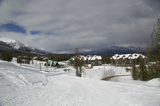 Kicking Horse Mountain Resort: KHMR