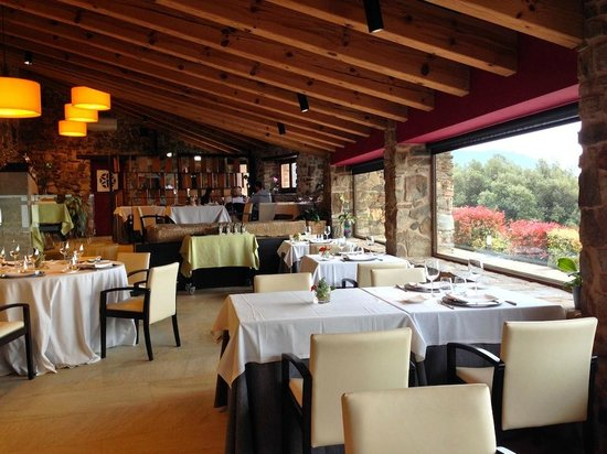 Hotel Can Cuch: Restaurante
