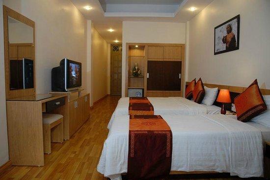 Rising Dragon Hotel : Family Rooms