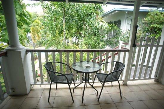 Best Western Mango House Resort: Балкончик