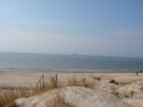 Pajurio Sveciu Namai: ближайший выход на море