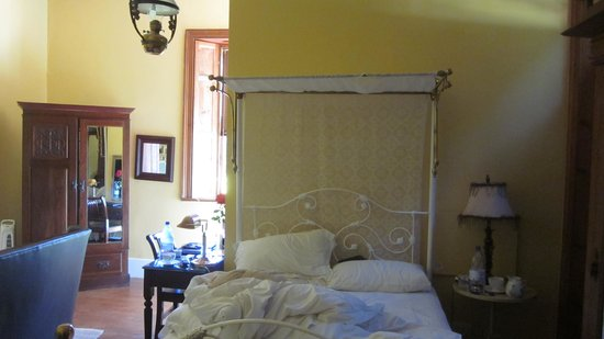 Fairview Historic Homestead : Our room