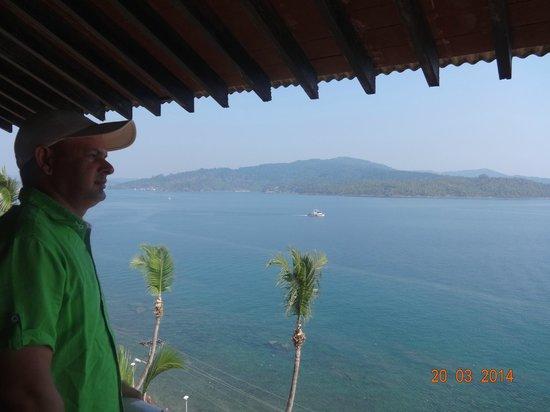 Fortune Resort Bay Island: Sea View