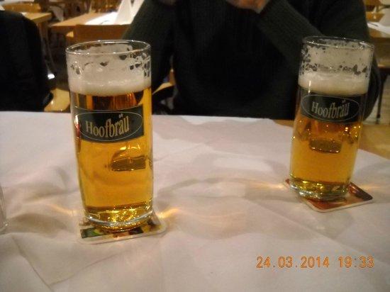 Hoofbräu: bier