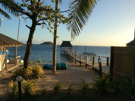 Malolo Island Resort: watersports
